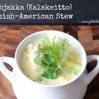 Kalamojakka (Fish Stew)