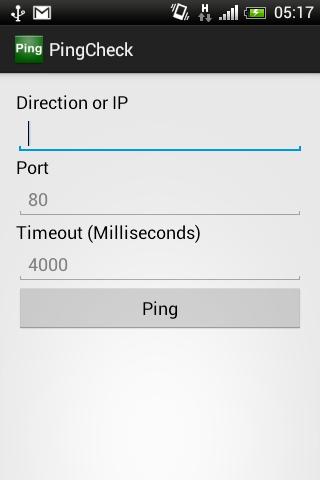 PingCheck