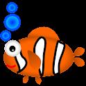 TamaWidget Fish logo