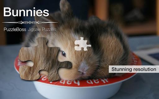 Bunny Jigsaw Puzzles Demo