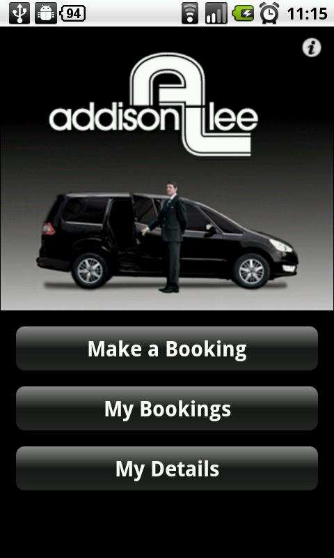 Addison Lee - screenshot