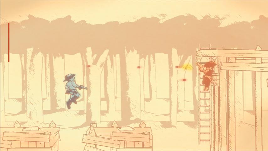 Gunman Clive - screenshot