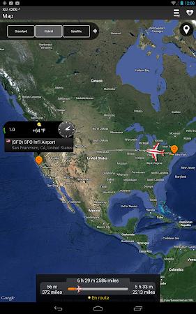 Airline Flight Status Tracking 1.7.5 screenshot 206390