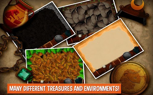 Wombi Treasures- screenshot thumbnail