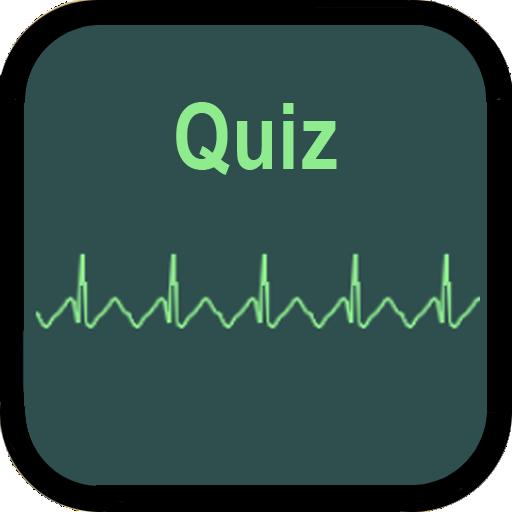 ECG Rhythms Quiz LOGO-APP點子
