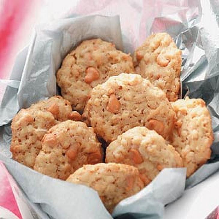 Honey Crunch Cookies Recipe