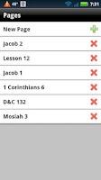 Screenshot of LDS Scriptures App