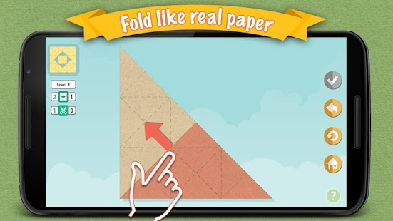 Fold & Cut- screenshot thumbnail