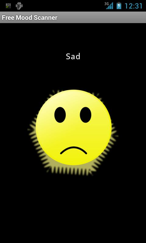 Free Mood Scanner - screenshot