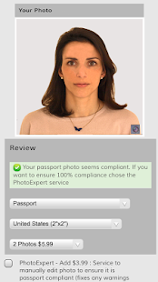 My Passport Photos: ID photos- screenshot thumbnail