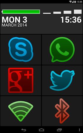 BIG Launcher Easy Phone DEMO 2.5.7 screenshot 446485