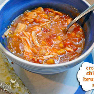 Easy Slow Cooker Chicken Brunswick Stew {recipe}