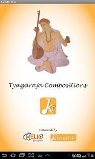 Karnatik Tyagaraja Lite- screenshot thumbnail