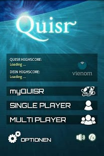 Quisr | 1-2 Player Quiz - screenshot thumbnail