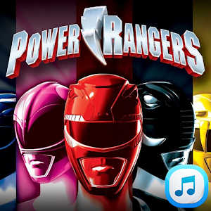 Power Rangers Sound Board