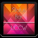 Status Bar UCCW Skin logo