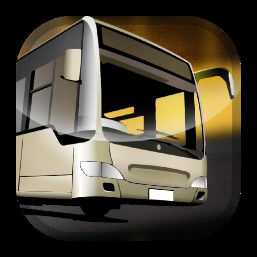バス駐車場 ゲーム 模擬 App LOGO-硬是要APP