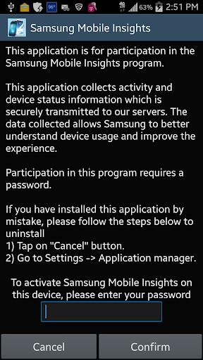 玩免費程式庫與試用程式APP|下載Samsung Mobile Insights app不用錢|硬是要APP