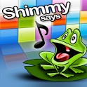 Shimmy says icon