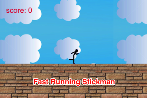 Bubble Smash: Stickman Runner