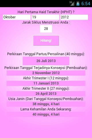 【免費健康App】Kehamilan dan Masa Subur-APP點子