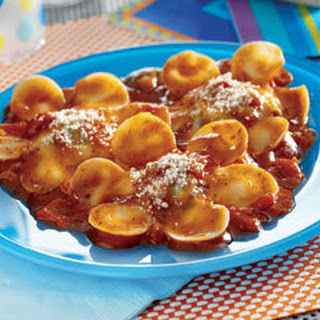 Cookie Cutter Ravioli