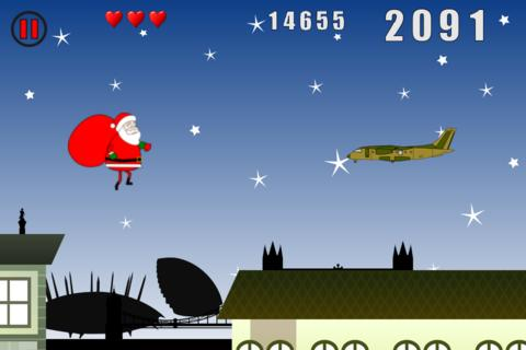 Santa Claus Run- screenshot
