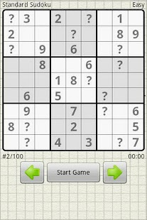 Sudoku 100 - screenshot thumbnail
