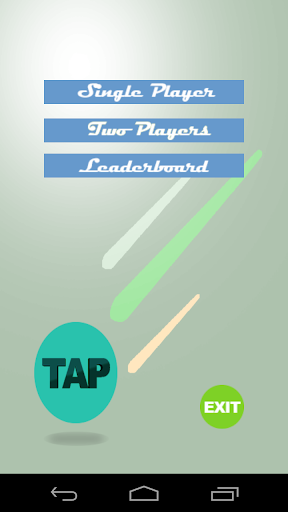 Tap The Button Pro : World