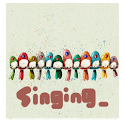Singing Theme GO Launcher EX