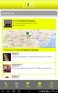 LORI (Find Women's Business)- screenshot thumbnail