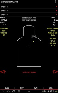 Sniper Calculator Free- screenshot thumbnail