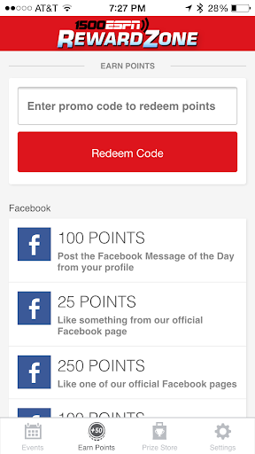 【免費運動App】1500 ESPN Rewards-APP點子