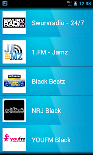 We Urban Radio - screenshot thumbnail