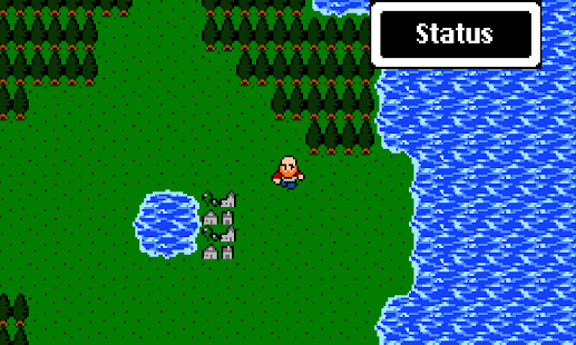 Dragon Fantasy 8-bit RPG- screenshot thumbnail