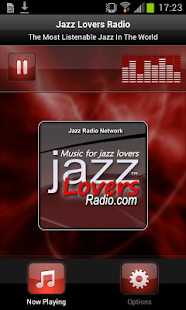 Jazz Lovers Radio- screenshot thumbnail