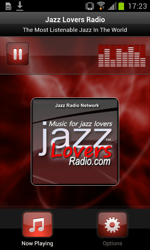 Jazz Lovers Radio- screenshot