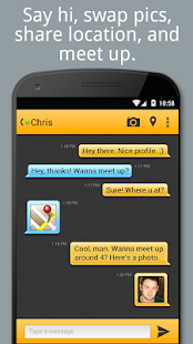 Grindr - Gay chat, meet & date- screenshot thumbnail