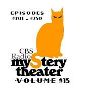 CBS Radio Mystery Theater V.15