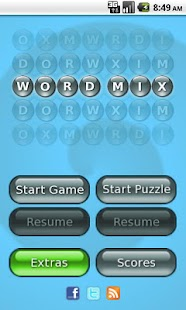 Word Mix ™- screenshot thumbnail