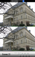 Screenshot of Find the Differences:Buildings