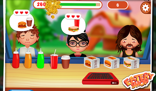 Eatery Shop - Kids Fun Game v14.1.1