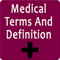 Medical Terms And Definition icon