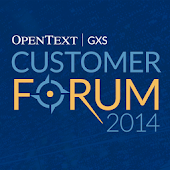 GXS|OpenText Customer Forum