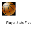 Basketball Player Stats Free logo