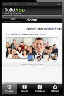 Inspirational Mormon Stories - screenshot thumbnail