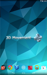 Depth Photo 3D Live Wallpaper - screenshot thumbnail