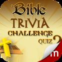 Bible Trivia Challenge Quiz logo