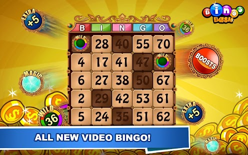 Bingo Bash - screenshot thumbnail