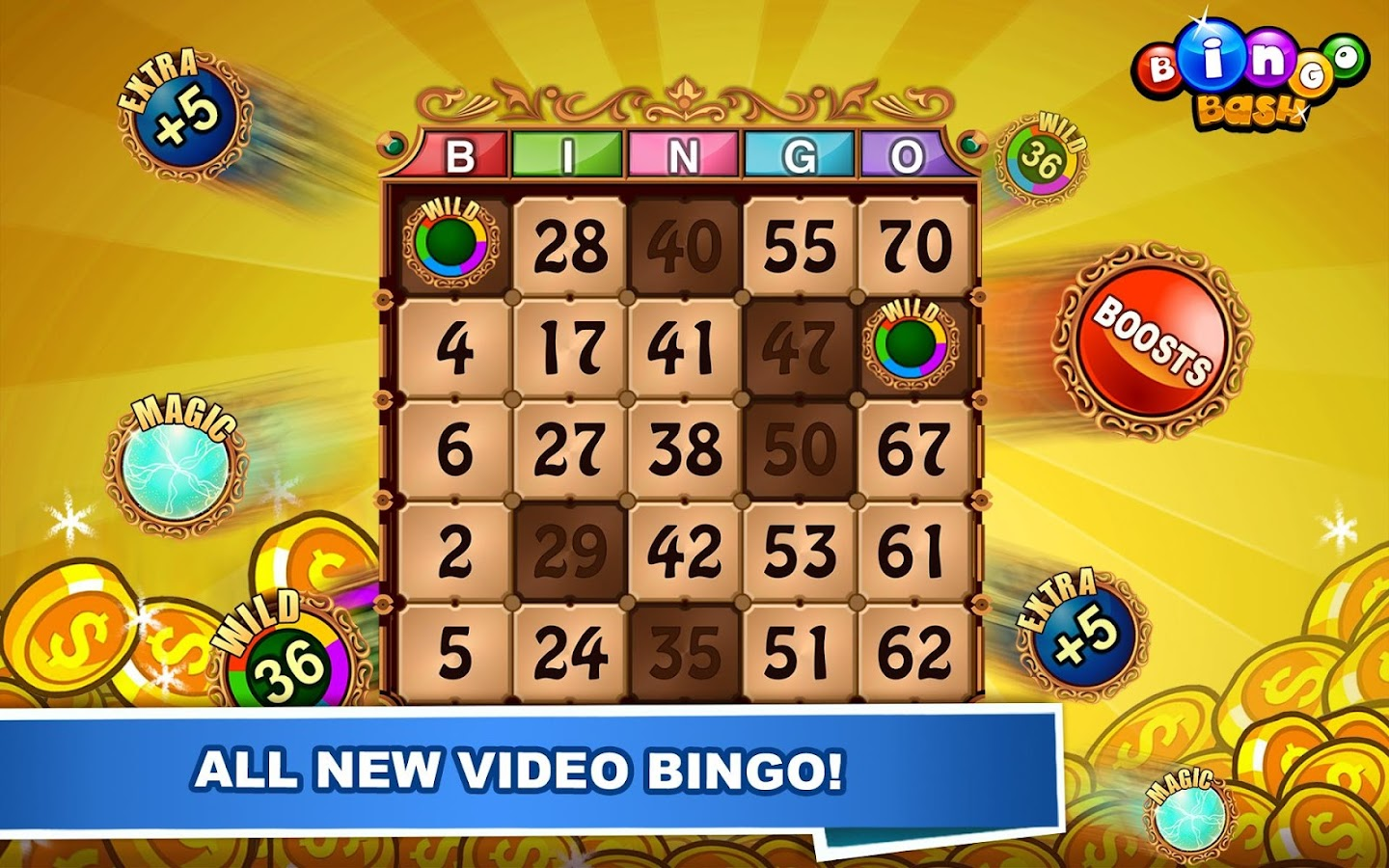 Bingo Bash - Fun Bingo Games - screenshot